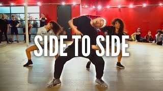 Download lagu ARIANA GRANDE - Side To Side ft. Nicki Minaj | Kyle Hanagami Choreography gratis