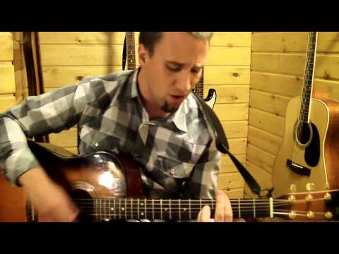 Poison- Talk Dirty To Me- acoustic cover Eric Dahl