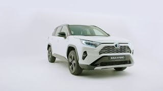 Toyota RAV4 Hybrid 2019 Accessories Review