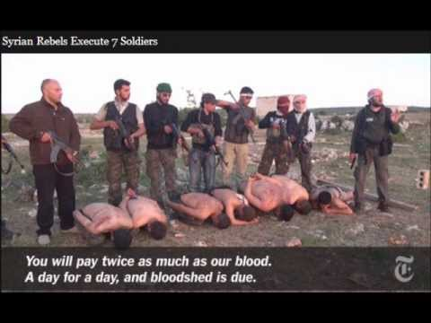 Are John Kerry and John McCain lying about the Syrian Opposition?