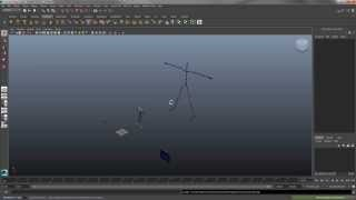 MotionBuilder 2014 Tutorial 07 - Motion Builder and Maya Connections