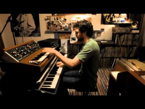 Rhodes and Minimoog jam