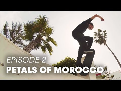 Skating Into Rabat and Casablanca. |Petals Of Morocco E2