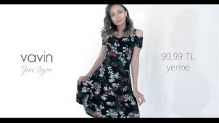 Vavin.com.tr | Yeni Sezon Elbise Modelleri
