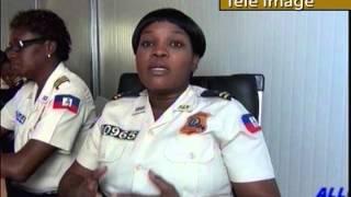 PNH - ROLE DE LA FEMME AU SEIN DE LA POLICE HAITIENNE