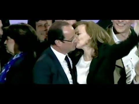 French first lady in hospital after alleged Hollande affair