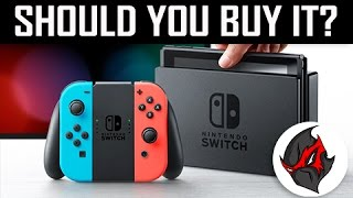 Should YOU Buy a Nintendo Switch? - Console Review