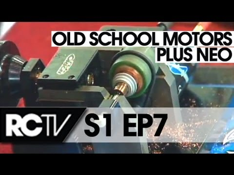 RC Racing S1 Episode 7 - NEO 06 Semis and Motor Rebuilding!!