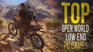 Top 10 Open World games - Low End PC Games 2017 - 1gb ram pc games - Lolman12358