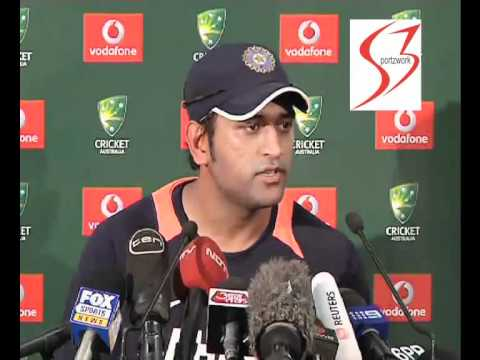MS Dhoni, Captain, India - MS Dhoni Announces his Retirement