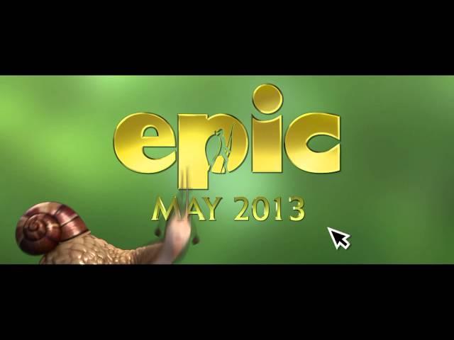 Epic - Trận Hùng Chiến Xứ Sở Lá Cây - Nhân Vật Ốc Sên