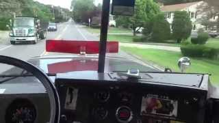 Shifting a 12 speed R-Model Mack
