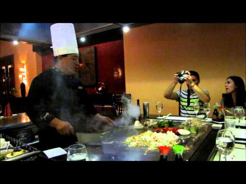 Japanese Restaurant,Mexico. Riviera Maya, Barcelo Colonial Beach Resort