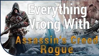 GAME SINS | Everything Wrong With Assassin's Creed: Rogue