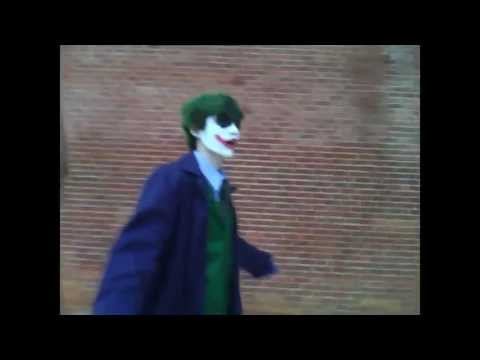 Batman vs. The Joker - Catonsville High School Spirit Week '11