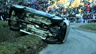 Accidentes espectaculares (Crash)
