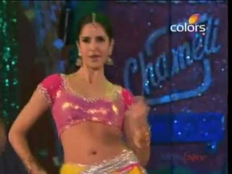 Katrina Kaif Live Performance on Chikni Chameli colors screen...