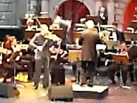 DAVID GARRETT - Mendelssohn - Violin Concerto (Movt1 Part I)...