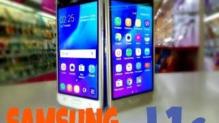 Samsung J1 new 2016 - яркий amoled!