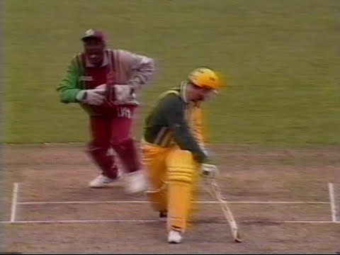 1995/96 Benson and Hedges ODI - Australia v West Indies @ MCG
