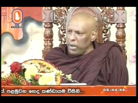 The Buddhist TV Dharma Desana - Ven Ketawala Hemaloka Thero