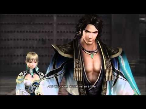 Dynasty Warriors 7 Jin Cutscene: The Pages of History