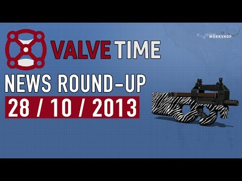 ValveTime Weekly News Round-Up - 28th October 2013 + Costume Contest!
