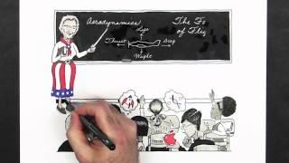 Paper Airplane Video: Michael McMillan - Creativity, Innovation
