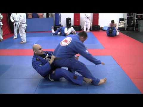 Jiu Jitsu Sweeps - Sit Up Guard - Andre