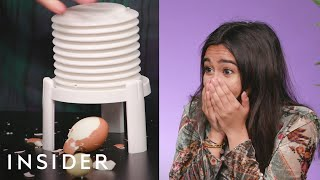 The Instant Egg Peeler | It's Cool, But Does It Really Work