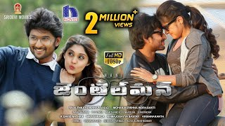 Nani Gentleman Full Movie  Nivetha Thomas  Surabhi