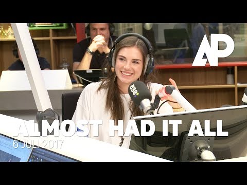 Maan primeurt haar nieuwe single 'ALMOST HAD IT ALL' | De Avondploeg