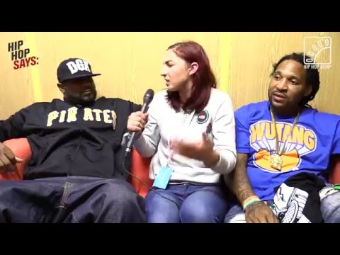 Hip Hop Says: Ghostface Killah & Solomon Childs ( interview)