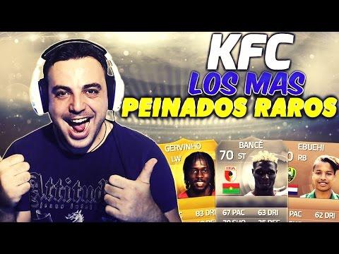 Fifa 15  UT  KFC Peinados Raros (Los más Loreal)