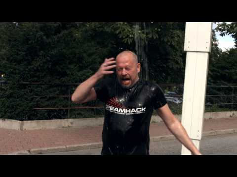 Dreamhack Ice Bucket Challenge - Boss Dh video
