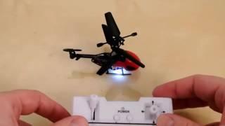 Máy bay điều khiển từ xa mini giá rẻ | Máy bay trực thăng 3.5 kênh
