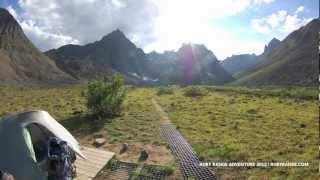 Majestic Canada's Patagonia | Trekking Tombstone Territorial Park