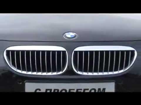 Обзор BMW M6. Часть 1