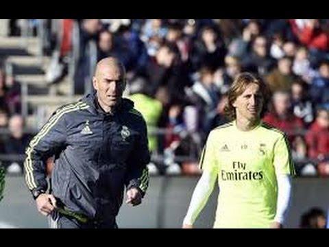 Luka Modric   Zidane, la conexion total   Review   Real Madrid   2016