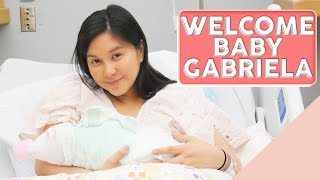 Labor and Delivery  l  Welcome to the world Baby Gabriela!