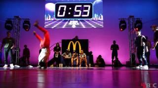 Finał McDonalds B-Boy Royale 3: Beast Coast Vs Last Samurai