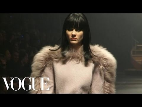 Fashion Show - Lanvin: Fall 2010 Ready-to-Wear