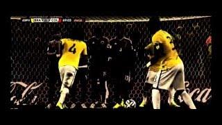 David Luiz Brilliant Free Kick Goal Vs Colombia 7/4/2014
