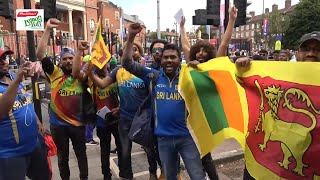 Sri Lankans who came to London to lure Sri Lanka