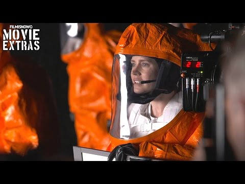 Go Behind The Scenes Of Arrival (2016)