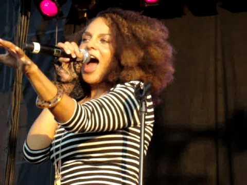 9th AAHF 2010 - Marsha Ambrosius Pt. 1 Music Videos