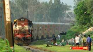 IRFCA - DELHI JAIPUR DOUBLE DECKER TRAIN