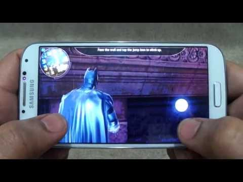 SAMSUNG GALAXY S4 I9505 GAMING REVIEW 2