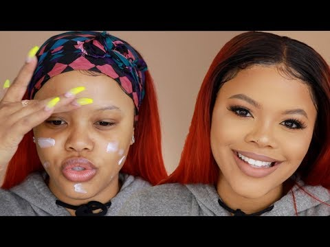 Finessin Drugstore Makeup   Full Face Using Drugstore Makeup Tutorial