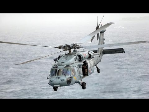 U.S. Navy Helicopter Crashes In Kuwait, Injuring 3 Crew!